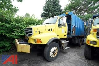 2007 Sterling LT8500 Leach Rear Loader Sanitation Truck/S162