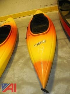 (#19) Old Town Otter XT 9.5' Kayak