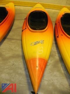 (#18) Old Town Otter XT 9.5' Kayak