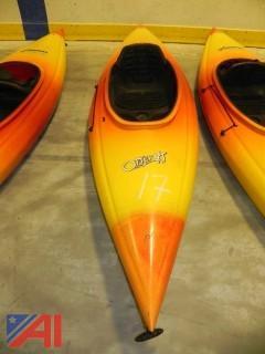 (#17) Old Town Otter XT 9.5' Kayak