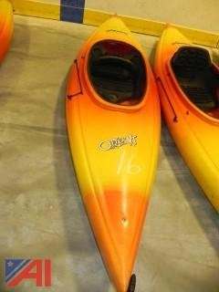 (#16) Old Town Otter XT 9.5' Kayak
