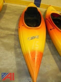 (#15) Old Town Otter XT 9.5' Kayak