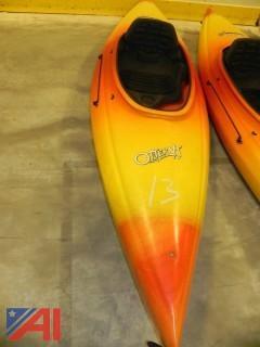 (#13) Old Town Otter XT 9.5' Kayak