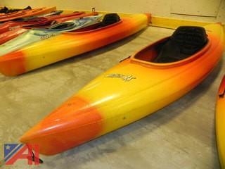(#11) Old Town Otter XT 9.5' Kayak