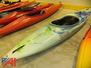 (#9) Dagger Piedra 9.5' Kayak