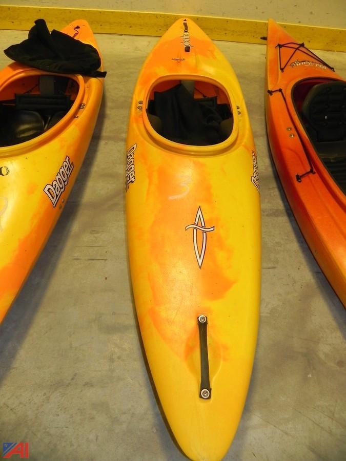 Dagger Kayaks Scotland