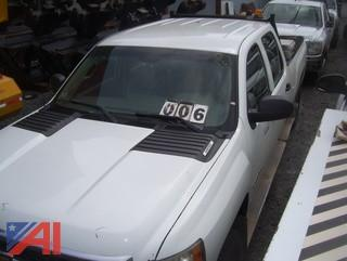 2011 Chevy Silverado 2500HD Pickup Truck
