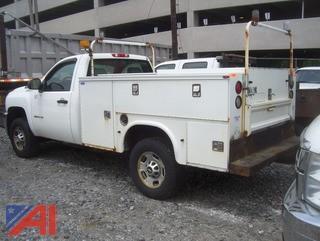 2011 Chevy Silverado 2500HD Utility Truck