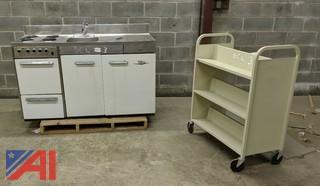 King Efficiency Kitchen Unit