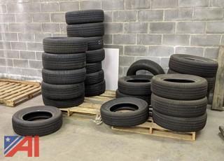 "16"" & 17"" Tires"