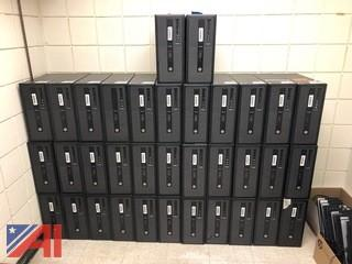 HP Elitedesk 800 G1 Tower Intel Core i7 vPro Computers
