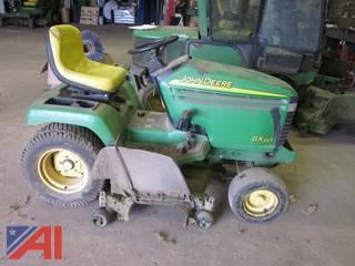 John Deere GX345 Mower