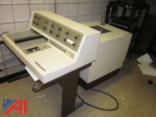 Varian Spectrometer