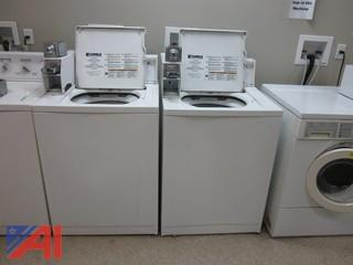 Kenmore Heavy Duty Commercial Coin Operated Electric Washers