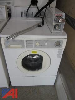 Kenmore Front Loading Heavy Duty Commercial Coin Operated Electric Washers