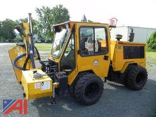 2003 Trackless MT5 ROPS Cab Machine