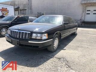 1998 Cadillac Krystal Koach Limo