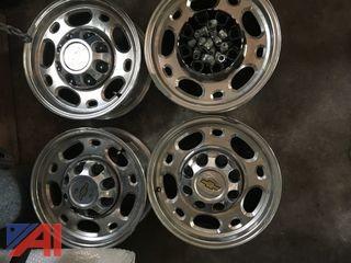 Chevy 8 Lug Rims