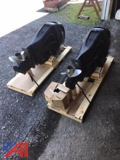 Mercury 150 HP Verados Engines