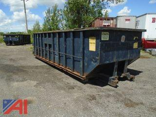 30 Yard Roll Off Container