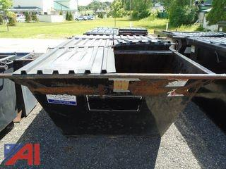 6 Yard Rear Load Containers
