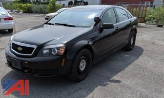 2012 Chevy Caprice 4DSD/Police Package