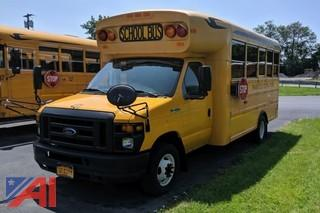 2009 Ford E450 Mini School Bus