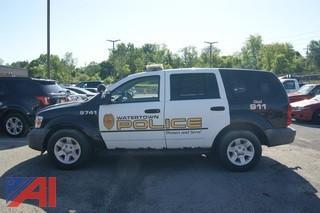 2008 Dodge Durango SUV/Police Interceptor