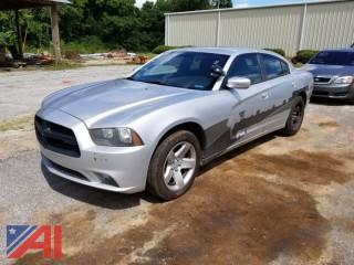 2011 Dodge Charger Sedan/Police Vehicle