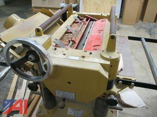 Powermatic 208 Planer