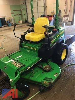 2012 John Deere 997 Zero Turn Mower