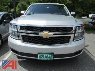 2016 Chevy Tahoe SUV