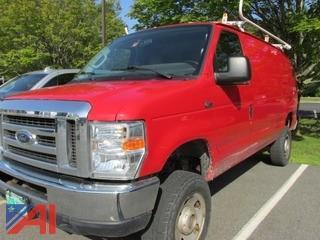 2010 Ford E350 Cargo Van