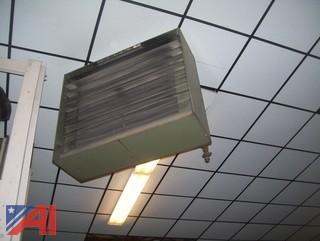 Trane Hanging Heaters
