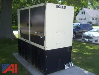 2010 Kohler 60KW Back Up Generator