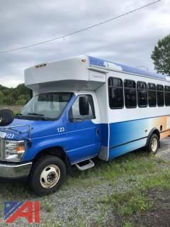 2013 Ford E450 Mini Wheelchair Bus