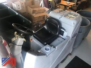 Advenger 2810D Rider Floor Scrubber