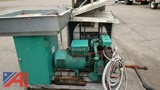 Onan Propane Generator