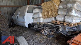 2012 Ford F350 Super Duty Pickup Truck (Parts Only)