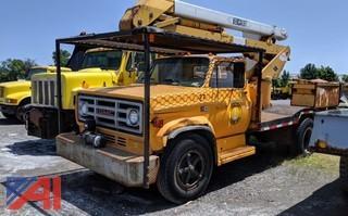 1987 GMC C7000 Utility Bucket Truck