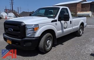 2012 Ford F250 XL Super Duty Pickup Truck