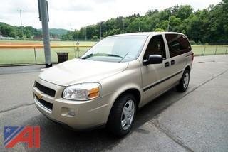 2007 Chevy Uplander LS Passenger Van