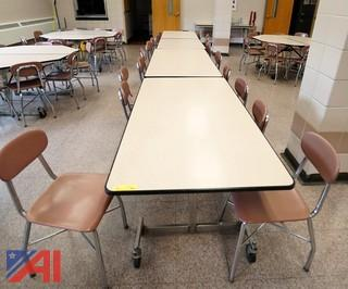 10' Roll & Fold Tables