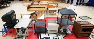 Lot Tables & Carts