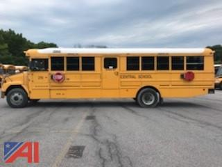 (#279) 2004 Thomas/Freightliner FS65 School Bus