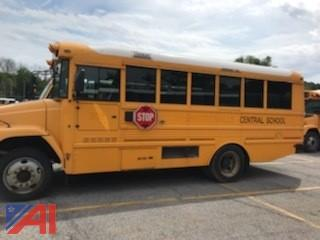 (#301) 2006 Thomas/Freightliner FS65 School Bus with Wheel Chair Lift