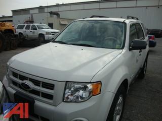 (#1545) 2011 Ford Escape Hybrid SUV