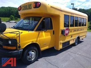 2011 Starcraft/Chevy Express G4500 Mini School Bus