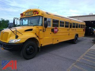 2007 International/Blue Bird 3300 Wheelchair School Bus