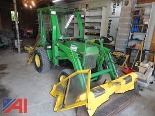 1998 John Deere 755 Tractor